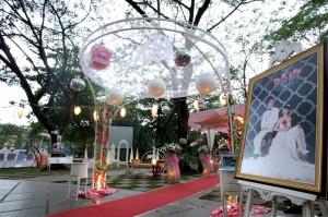 Foto Tips Mengadakan Pesta Pernikahan Atau Wedding Outdoor by Thepotomoto Photography