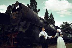 Foto Lokasi Foto Prewedding Di Jakarta Timur by Thepotomoto Photography