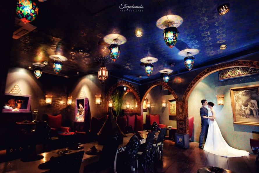 Foto Lokasi Foto Prewedding Di Kota Jakarta by Thepotomoto Photography