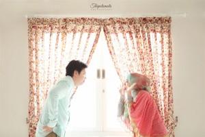 Foto Tips Foto Prewedding Hijab dengan Gaya Modern by Thepotomoto Photography