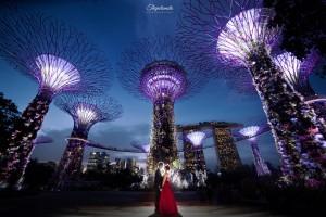 prewedding di singapura