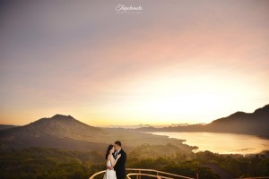 Foto Referensi Lokasi Foto Pre wedding Tema Konsep Landscape by Thepotomoto Photography