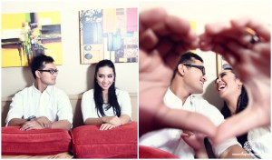 Foto Prewedding di Studio, Foto prewedding Hemat Budget & Hemat Tenaga! by Thepotomoto Photog