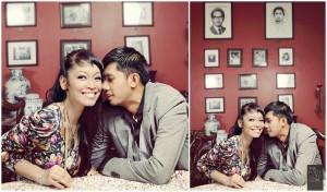 Foto Prewedding Dengan Tema Vintage Atau Retro by Thepotomoto Photography
