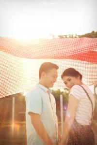 foto prewedding vintage jakarta by www.thepotomoto.com