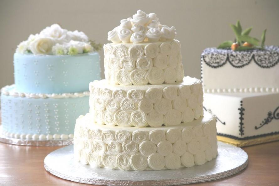 Wedding Cake 11 Seputar Pernikahan