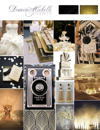Wedding-Inspiration-Board-The-Great-Gatsby-Wedding-Inspiration-Deanie-Michelle-Events-Dallas-Wedding-Planner