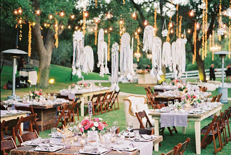 Dekorasi Meja Pernikahan