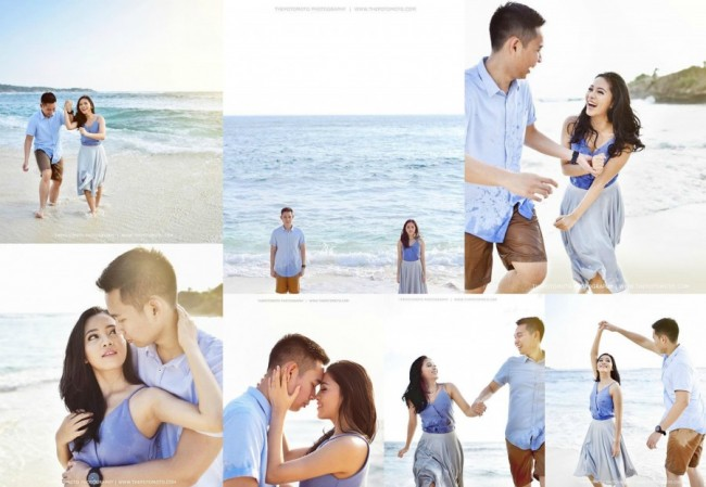 Prewed Simple Casual