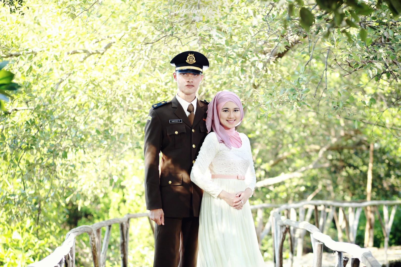 Ide Konsep Foto Islami Untuk Foto Prewedding Hijab