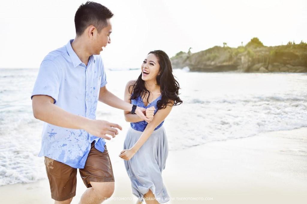 Tips Foto Prewedding Tema Konsep Casual