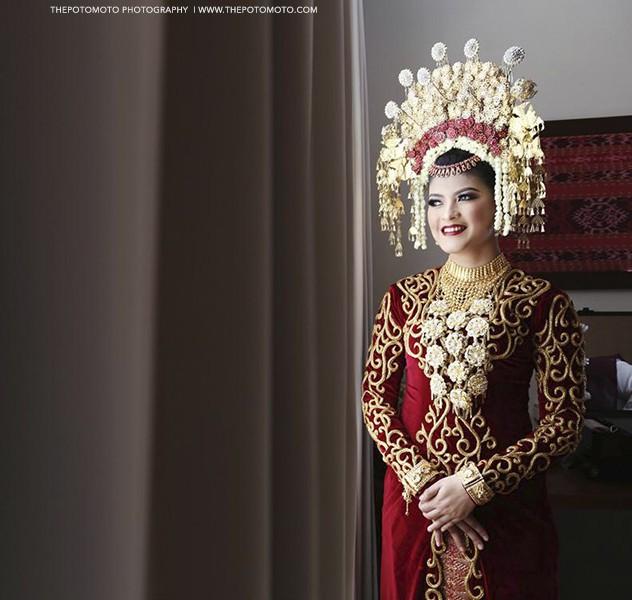5 Fakta Menarik Tentang Suntiang Pada Pernikahan Adat Padang